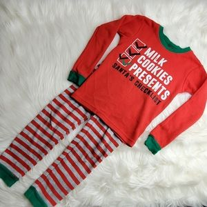5T Christmas Pajamas